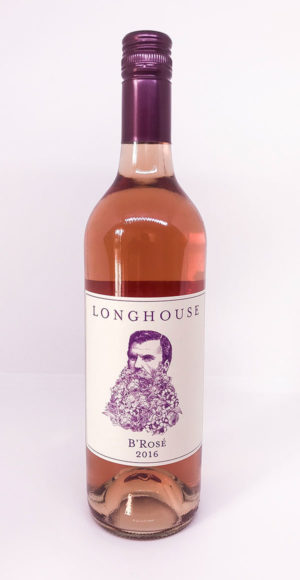 B'Rosé, Longhouse Wines, Pokolbin, Hunter Valley
