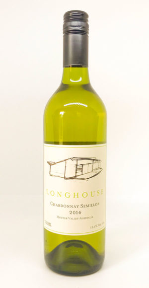 Chardonnay Semillon, Longhouse Wines, Pokolbin, Hunter Valley